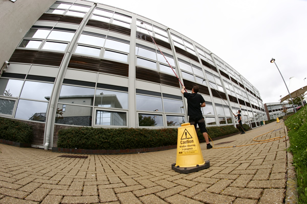Why is Commercial Window Cleaning Mandatory?